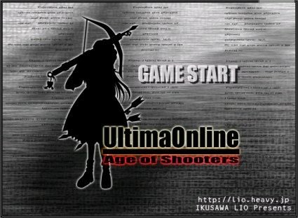 Ultima Online Age of Shooters