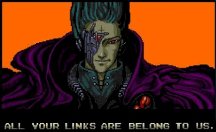 All your links are belong to us